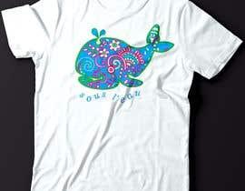 ratnakar2014 tarafından Design a T-Shirt for sous l'eau (underwater) için no 40