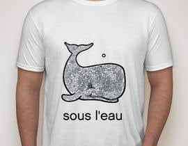 #29 untuk Design a T-Shirt for sous l'eau (underwater) oleh KaimShaw