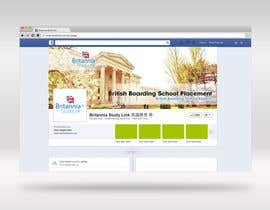 #22 untuk Design a Banner for Facebook (School Placement Company) oleh qsilver06