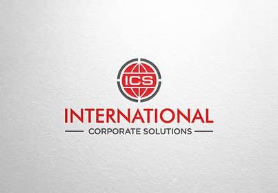 #166 untuk Design a Logo and Corporate Identity for International Corporate Solutions - ICS oleh ChKamran
