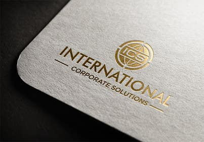#168 untuk Design a Logo and Corporate Identity for International Corporate Solutions - ICS oleh ChKamran