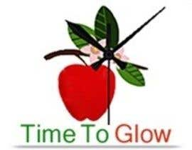 #82 untuk Design a Logo for my company Time to Glow oleh w3bw0rker