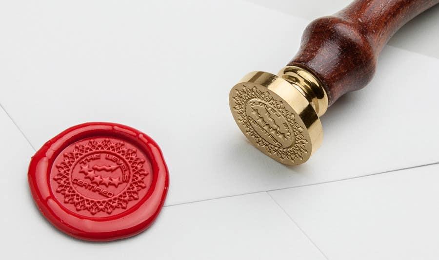 Penyertaan Peraduan #31 untuk Design 'Certified Stamp' Logo