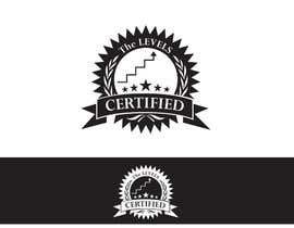 #17 untuk Design 'Certified Stamp' Logo oleh magepana
