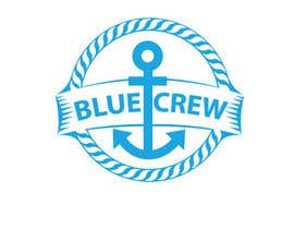 #97 untuk Design a Logo for BlueCrew.co oleh arkwebsolutions