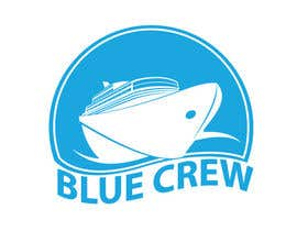 #104 untuk Design a Logo for BlueCrew.co oleh arkwebsolutions