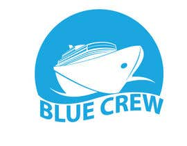 #105 untuk Design a Logo for BlueCrew.co oleh arkwebsolutions
