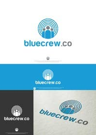 #61 untuk Design a Logo for BlueCrew.co oleh mohammedkh5