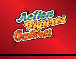 #24 untuk Design a Logo for My Toy Business Called Action Figures Galore oleh ASHERZZ