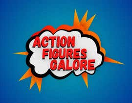 #20 untuk Design a Logo for My Toy Business Called Action Figures Galore oleh joeljrhin