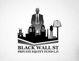 manish997 tarafından Design a Logo for  Black Wall St Private Equity Fund,L.P, için no 29