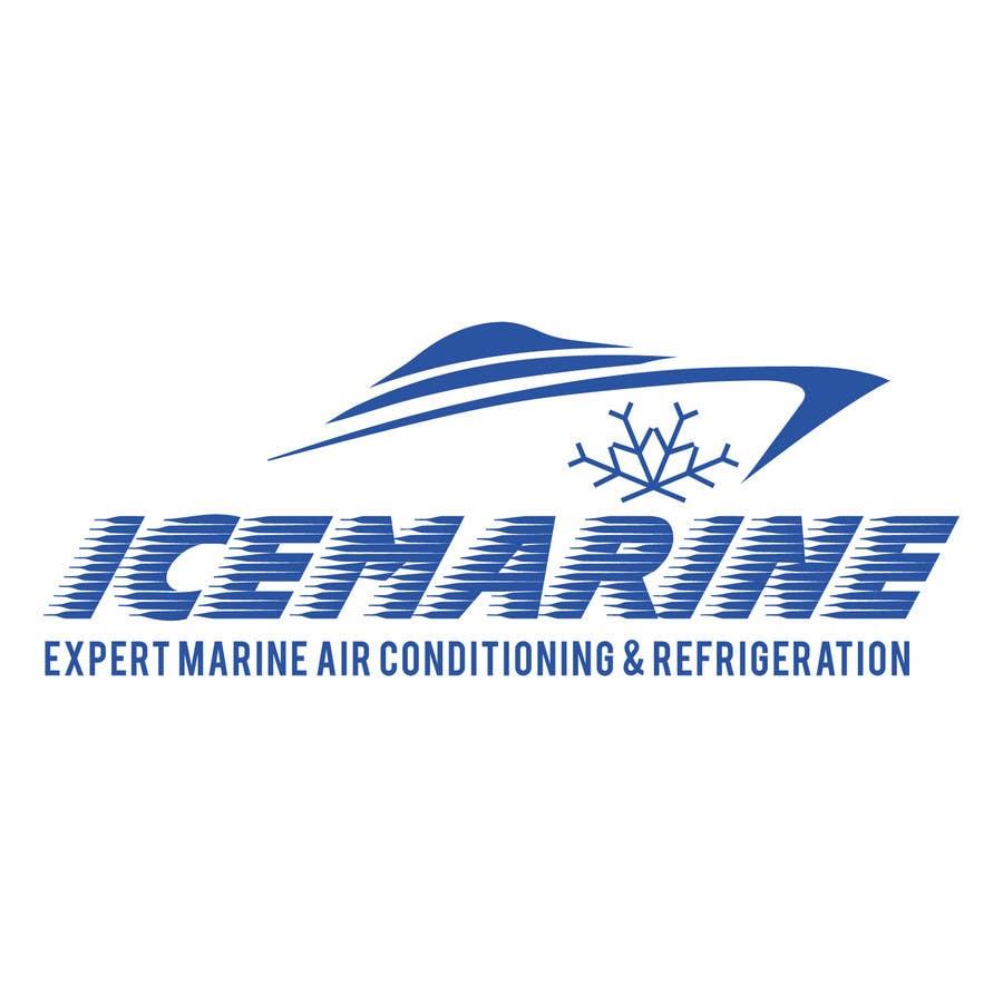 Penyertaan Peraduan #44 untuk Design a Logo for Ice Marine