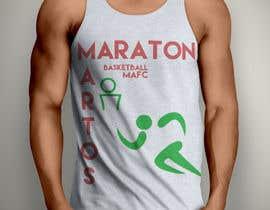 #5 untuk Póló tervezése for Marathon oleh TheLordBaski