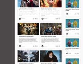 #5 untuk Design a Website Mockup for Social Networking Site oleh negibheji