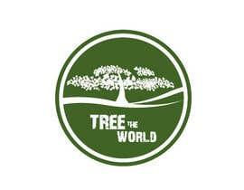 "Sukoediwibowo tarafından Design a Logo for ""Tree the World"" için no 106"