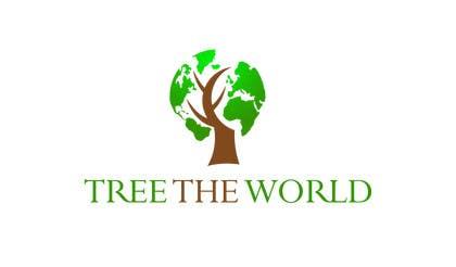 "Huelevel tarafından Design a Logo for ""Tree the World"" için no 98"