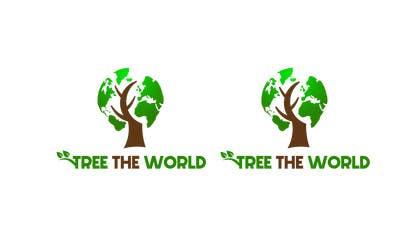 "Huelevel tarafından Design a Logo for ""Tree the World"" için no 166"
