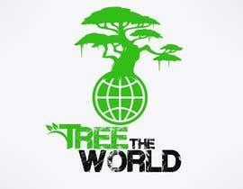 """dezsign tarafından Design a Logo for """"Tree the World"""" için no 92"""
