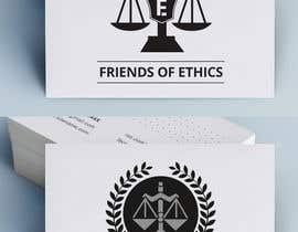 #79 untuk Design a Website Mockup for Friends of Ethics oleh AlmondF1
