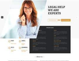 #82 untuk Design a Website Mockup for Friends of Ethics oleh joelkornek