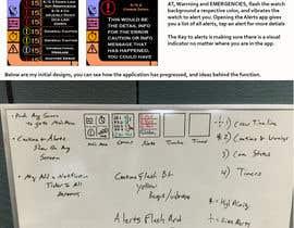 #170 for NASA Challenge: Astronaut Smartwatch App Interface Design. by bobbydharrell