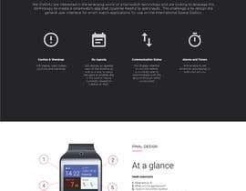 #175 for NASA Challenge: Astronaut Smartwatch App Interface Design. by Taalibm