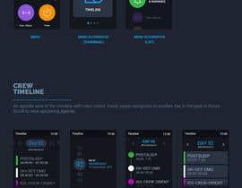 nº 199 pour NASA Challenge: Astronaut Smartwatch App Interface Design. par JustLogoz