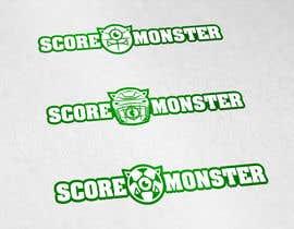 #140 untuk Design a Logo for ScoreMonster.com oleh Raoulgc