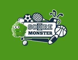 #135 untuk Design a Logo for ScoreMonster.com oleh SummerWings
