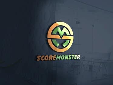 eltorozzz tarafından Design a Logo for ScoreMonster.com için no 103