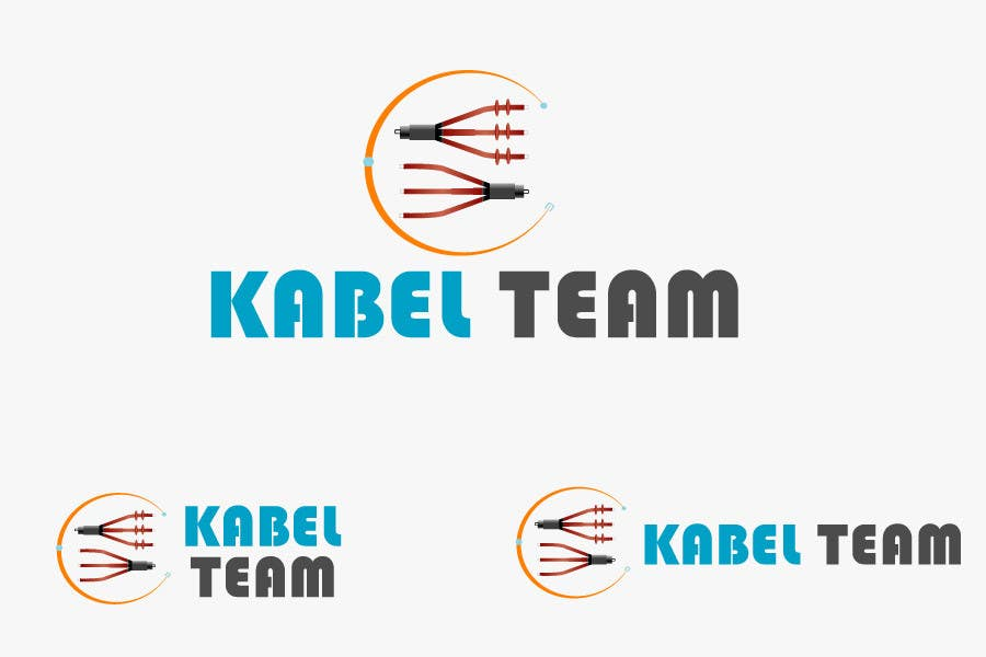Contest Entry #46 for Design a Logo for  KABEL TEAM d.o.o. - starting a new electrical engineering bussiness