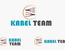 sagorak47 tarafından Design a Logo for  KABEL TEAM d.o.o. - starting a new electrical engineering bussiness için no 46