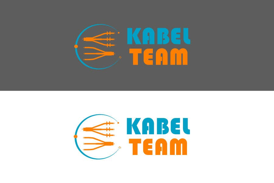 Contest Entry #58 for Design a Logo for  KABEL TEAM d.o.o. - starting a new electrical engineering bussiness