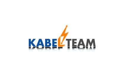 #121 for Design a Logo for  KABEL TEAM d.o.o. - starting a new electrical engineering bussiness by sagorak47