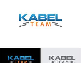 #120 para Design a Logo for  KABEL TEAM d.o.o. - starting a new electrical engineering bussiness por troycalunggo23
