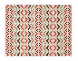#23 untuk Creative rug designs - Santa Fe style - 3 designs oleh vnvivian