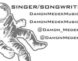 brucepagunsan tarafından Design some Business Cards for Singer/Songwriter için no 11