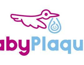 #1 untuk BabyPlaque™ Logo Design oleh salahrhu