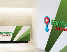 #114 untuk Design a Logo for Farmacy Canada oleh blueeyes00099