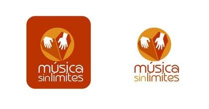 """brendamx tarafından Diseñar un logotipo para """"MUSICA SIN LIMITES"""" un proyecto social donde se involucra la musica için no 17"""