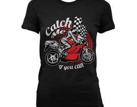 #39 for Catch Me If You Can T Shirt by Franstyas
