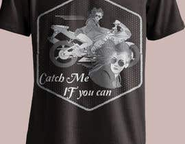 #27 for Catch Me If You Can T Shirt by tanvirahmed0199