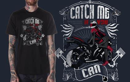 #42 untuk Catch Me If You Can T Shirt oleh ezaz09