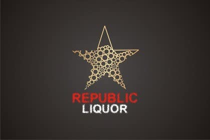 #325 for Design a Logo for republic liquor by suhas02