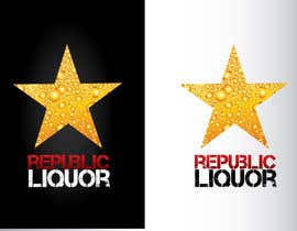 #310 para Design a Logo for republic liquor por GeorgeOrf