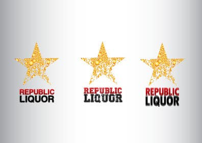 #346 for Design a Logo for republic liquor by GeorgeOrf