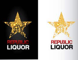 #353 para Design a Logo for republic liquor por GeorgeOrf