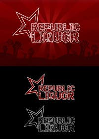 #311 for Design a Logo for republic liquor by Cbox9
