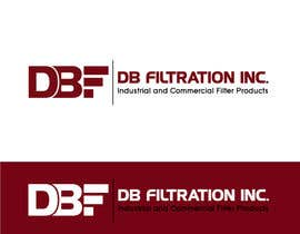 #20 for Design a Logo for DBFiltration by zeustubaga
