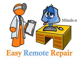 #3 untuk Design a Logo for my website Easy Remote Repair oleh minalsbusiness